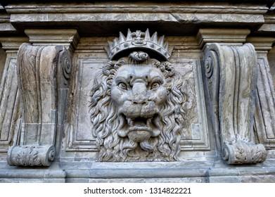 palace of king