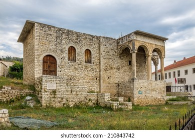 The Palace of the Pasha from Berat - Albania