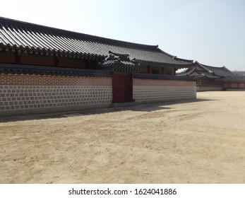a palace in Republic of Korea