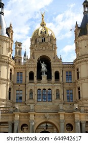 The Palace in Schwerin - Germany