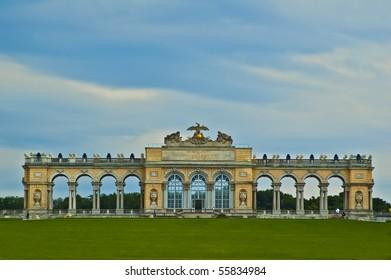 "Palace ""Schönbrunn"" Vienna, Austria"