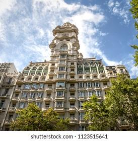 Palacio Barolo (Barolo Palace) - Buenos Aires, Argentina