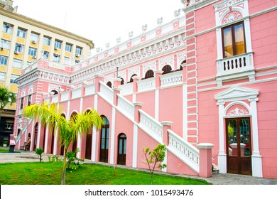 Palacio Cruz e Souza Santa Catarina Historical Museum Florianopolis, Santa Catarina, Brazil