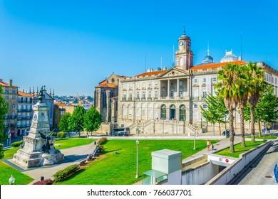 Palacio da Bolsa in Porto, Portugal.