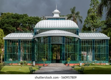 Palacio de Cristal, Petropolis, Brazil