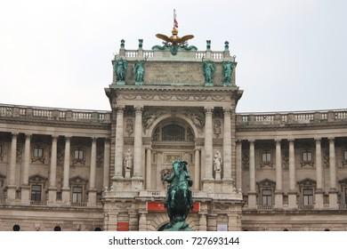 Palacio imperial de Hofburg, Viena, Austria
