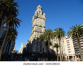 Palacio Salvo is an emblematic building in the city of Montevideo. Uruguay