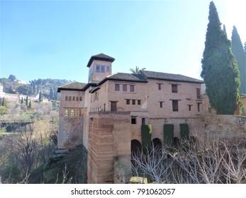 Palacios Nazaries of the Alhambra palace
