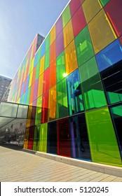 Palais Des Congres Exterior