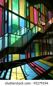 Palais des congres, Montreal