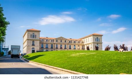 Palais du Pharo in Marseille, France