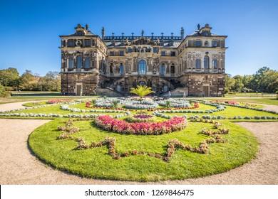 Palais Grosser Garten - The Grand Garden Palace in Dresden