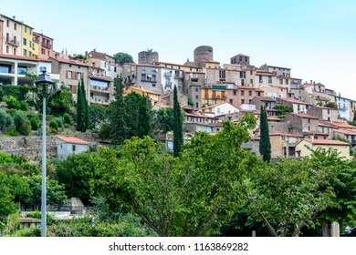 Palalda, Amelie-les-bains commune in the Pyrenees-Orientales department in southern France