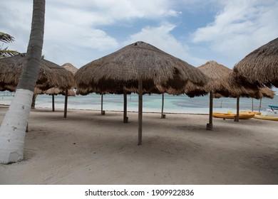Palalpas at the beach in Mexico
