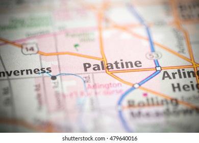 Palatine Illinois Map.Palatine Illinois Images Stock Photos Vectors Shutterstock