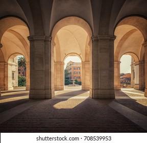 Palazzo Barberini, Rome, Italy.