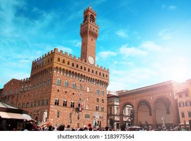 Palazzo della Signoria Florence