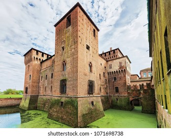 Palazzo Ducale in Mantua, Lombardy, Italy