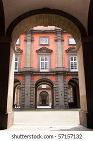 Palazzo Reale di Capodimonte in Napoli, Italy