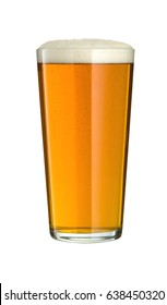 Pale Ale in Pint glass