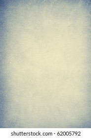 pale blue vintage paper background