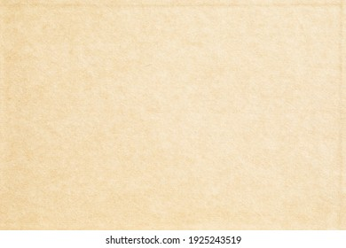 Pale brown kraft paper texture
