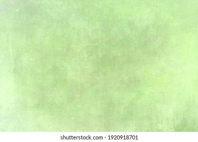 Pale green colored wall background or texture