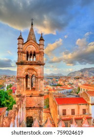 Palermo Cathedral, a UNESCO world heritage site in Sicily - Italy