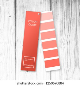 palette color of the year 2019 Living coral. Livingcoral Pantone