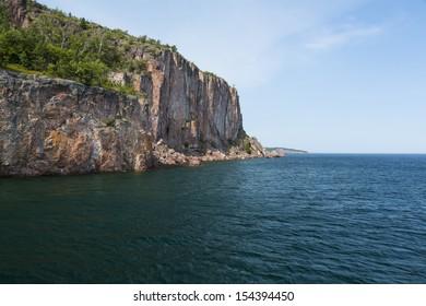 Palisade Head Cliff