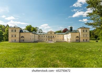 Pallace Kynzvart in Czech republic