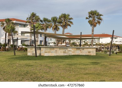 palm beach small pavilion for celebrations, Cyprus