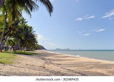 Palm Cove, Cairns, Queensland, Great Barrier Reef, Australia -1
