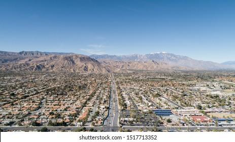 Palm Desert, CA Cook Street