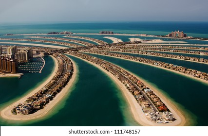 Palm Jumeirah, Palm Island, Dubai, United Arab Emirates