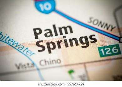 Palm Springs. California. USA