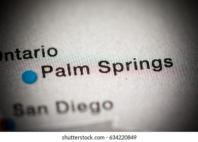 Palm Springs, California, USA