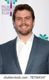 """PALM SPRINGS - JAN 3:  Austin Swift at the PSIFF """"Cover Versions"""" Screening at Camelot Theater on January 3, 2018 in Palm Springs, CA"""
