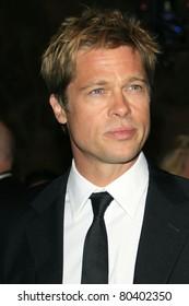 PALM SPRINGS - JAN 6: Brad Pitt at the 18th annual Palm Springs International Film Festival Gala Awards in Palm Springs, California on January 6, 2007