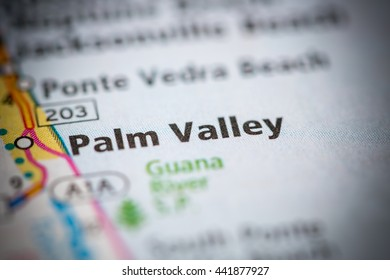 Palm Valley. Florida. USA