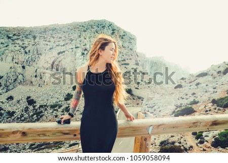 DORA: Mallorca Girl