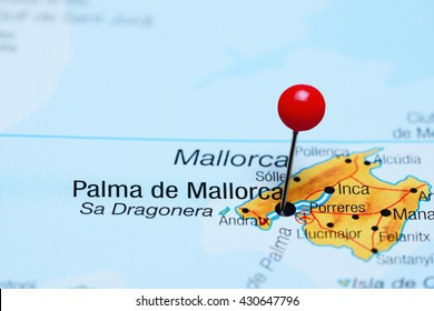 Mapa Palma De Mallorca Images Stock Photos Vectors Shutterstock