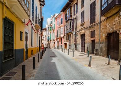 Palma de Mallorca street view