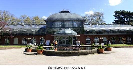frankfurt botanischer garten