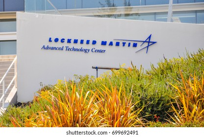 Palo Alto, CA - Aug. 20, 2017: Lockheed Martin Advanced Technology Center - it is the R&D center of Lockheed Martin Corp. that focuses on addressing complex scientific and technical problems.