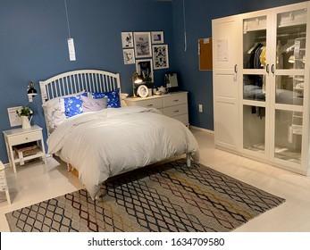 Ikea Bedroom High Res Stock Images Shutterstock