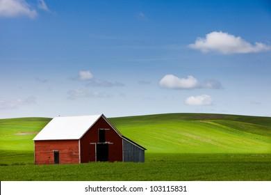 Palouse Farms and Fields
