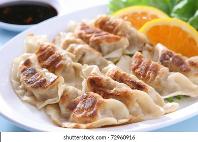 Pan Fried Dumpling