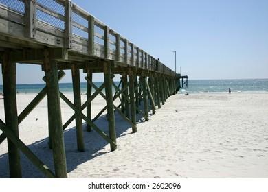 Panama City beach pier