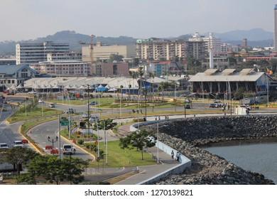Panama City, Panama Casco Viejo April 2014